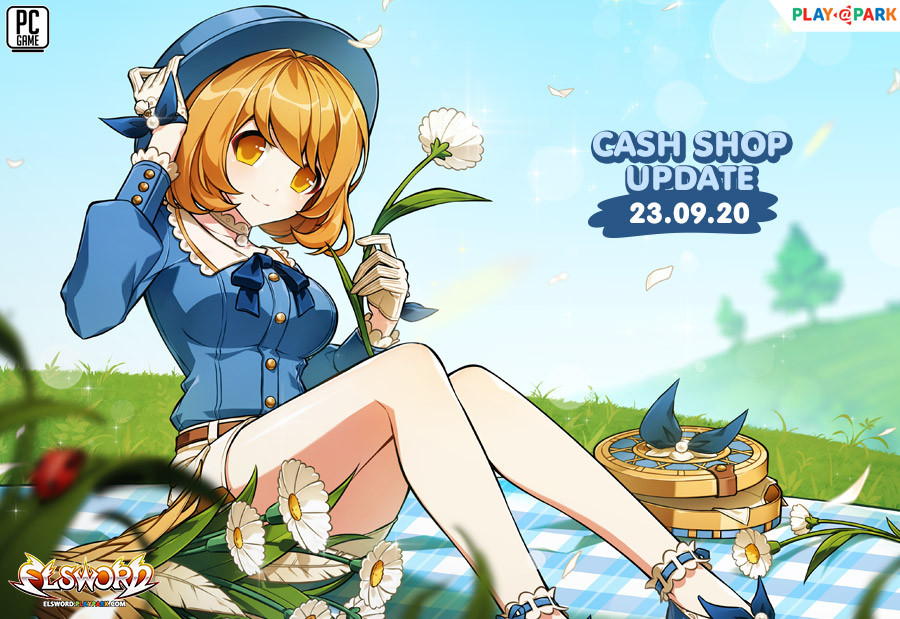 Cash Shop Update 23/09/2563