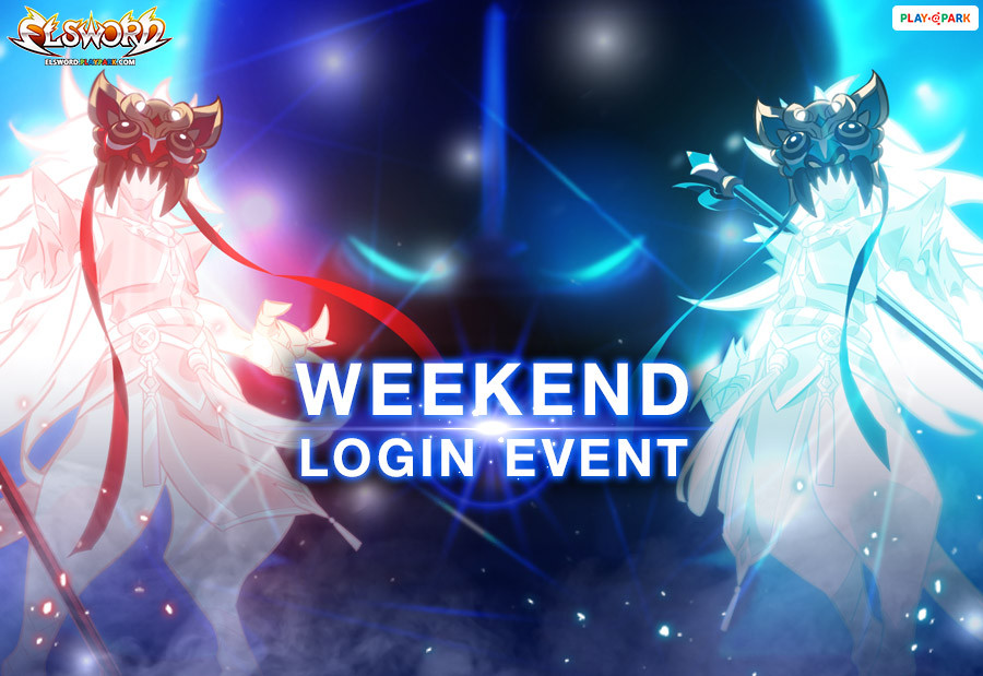 [Elsword] Weekend Login Event