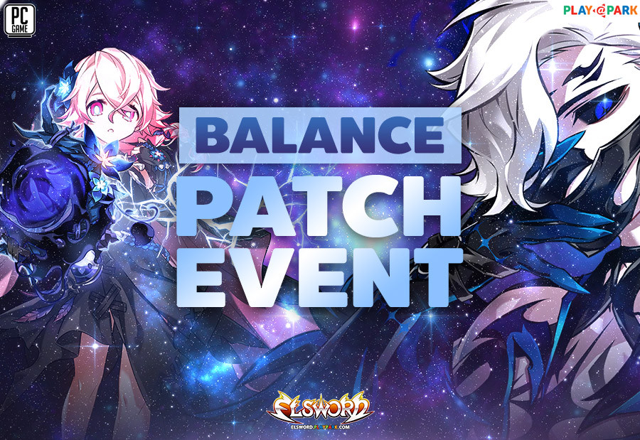 [Elsword] : Balance Patch Event