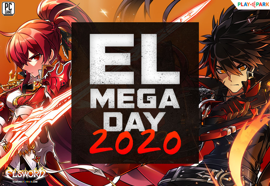 [Elsword] 2020 El Mega Day Event
