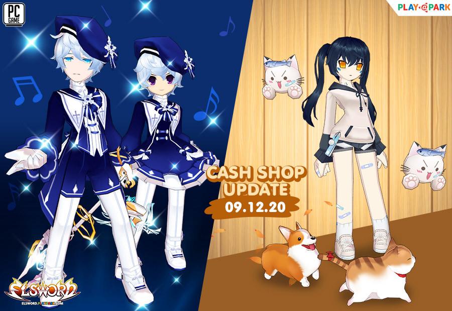 [Elsword] : Cash Shop Update 9/12/2563
