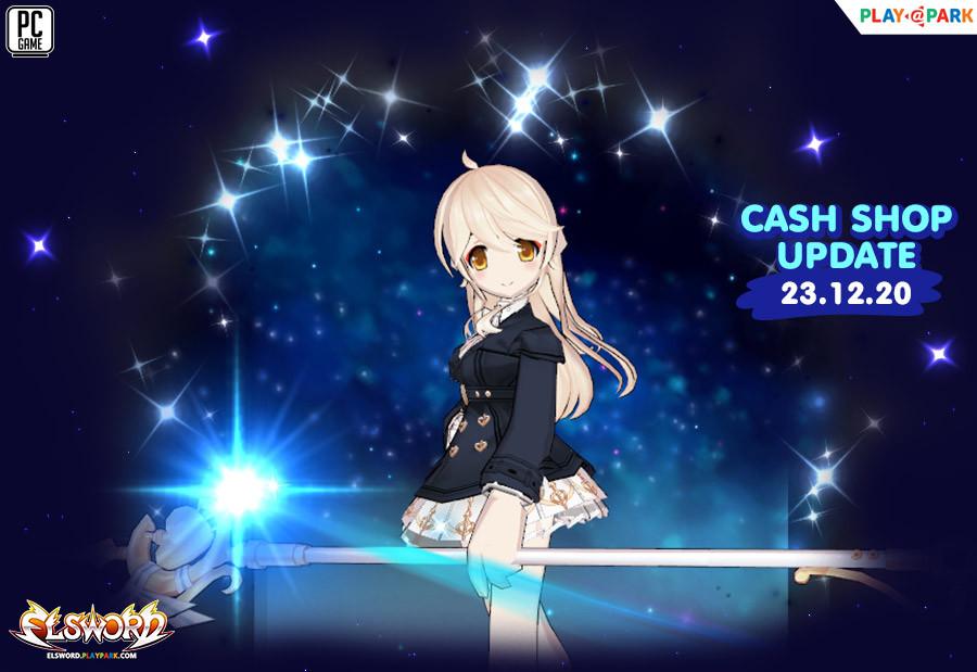 Cash Shop Update 23/12/2563