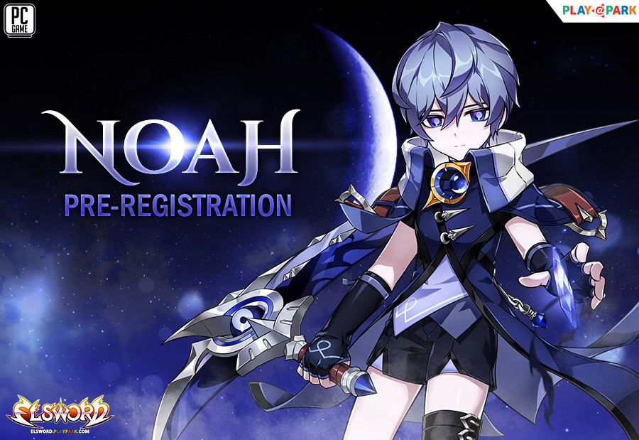 New Character Pre-Registration Event