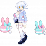 Eve FluffyRabbit