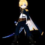 Noble Duelist Suit