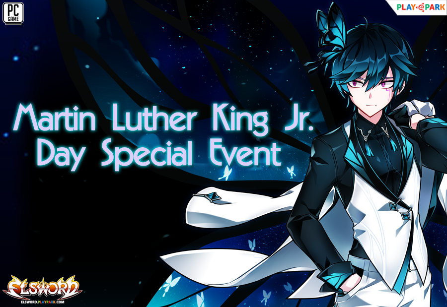 Martin Luther King Jr. Day Special Event