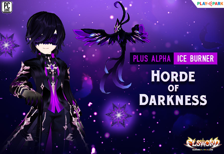 Plus Alpha Ice Burner (Horde of Darkness)