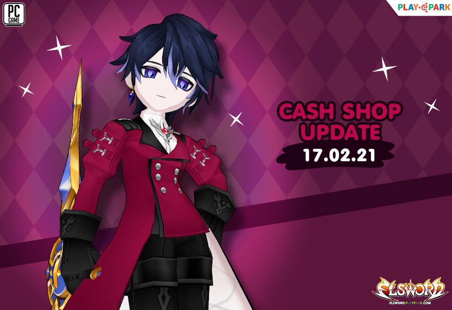 Cash Shop Update 17/2/2564