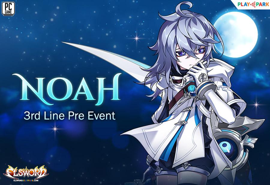 Noah 3rd Path Pre-Event