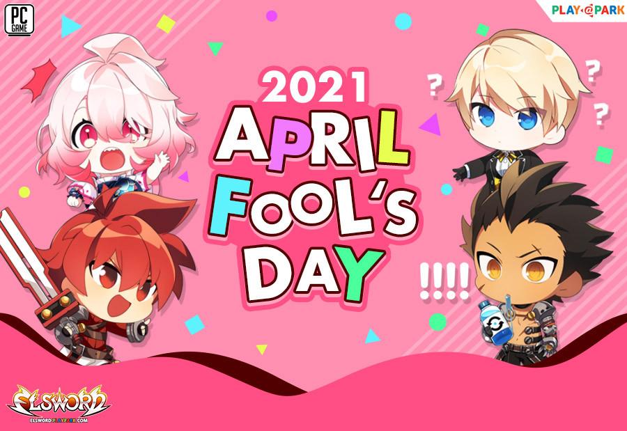 April Fool's Event 2021