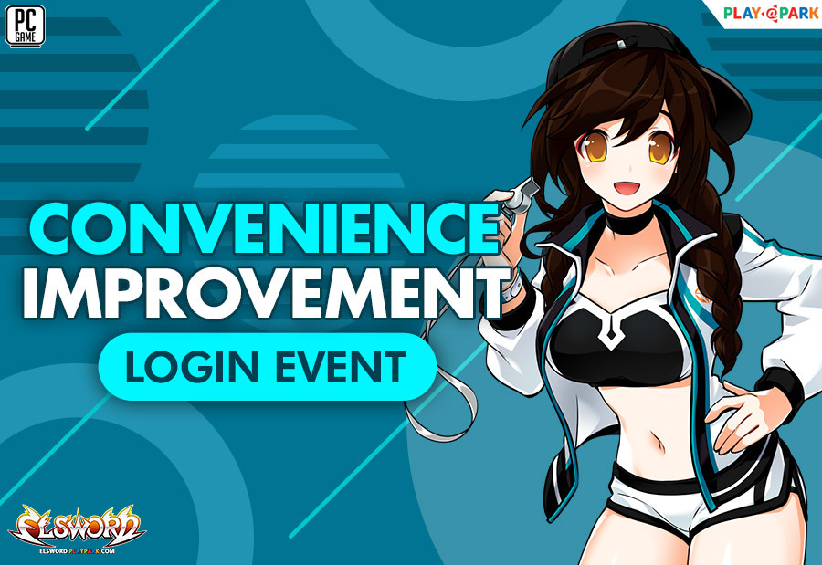 Quality of Life Update Login Event Part 1
