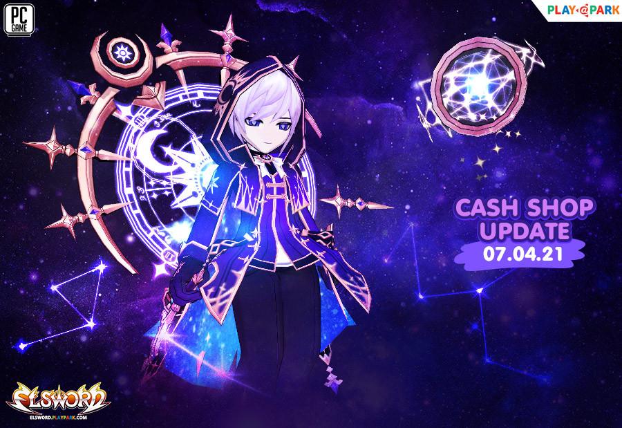 Cash Shop Update 7/4/2564