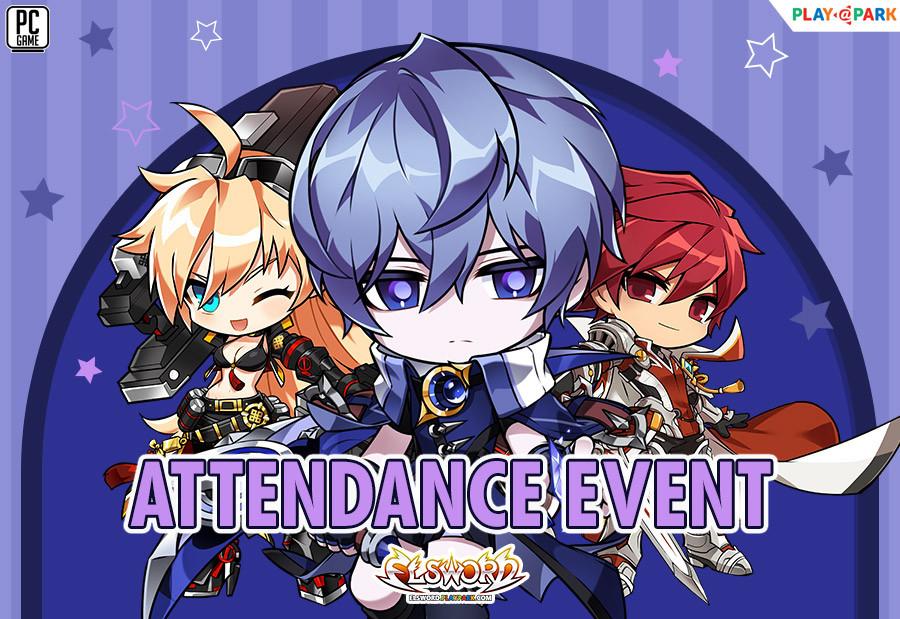 Elsword Attendance Check Event