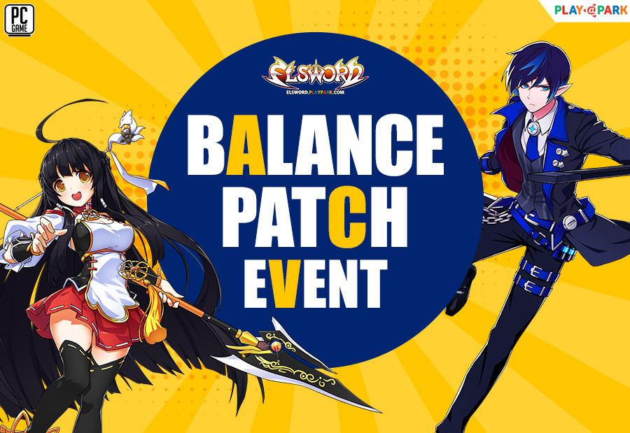 Balance Patch Event