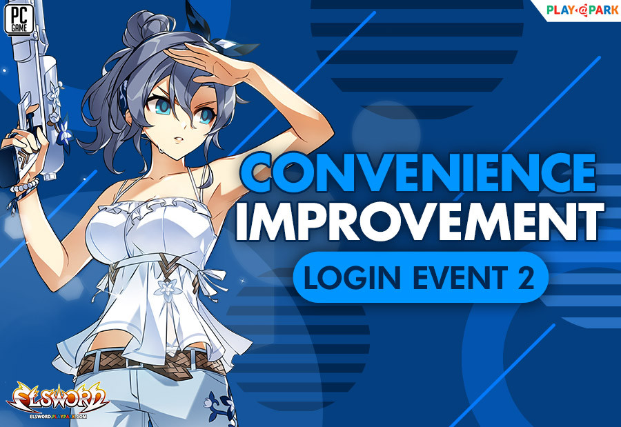 Quality of Life Update Login Event Part 2