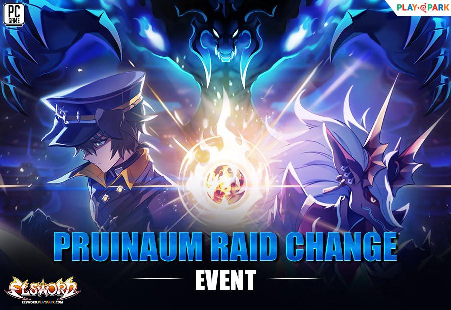 Pruinaum Raid Improvement Event