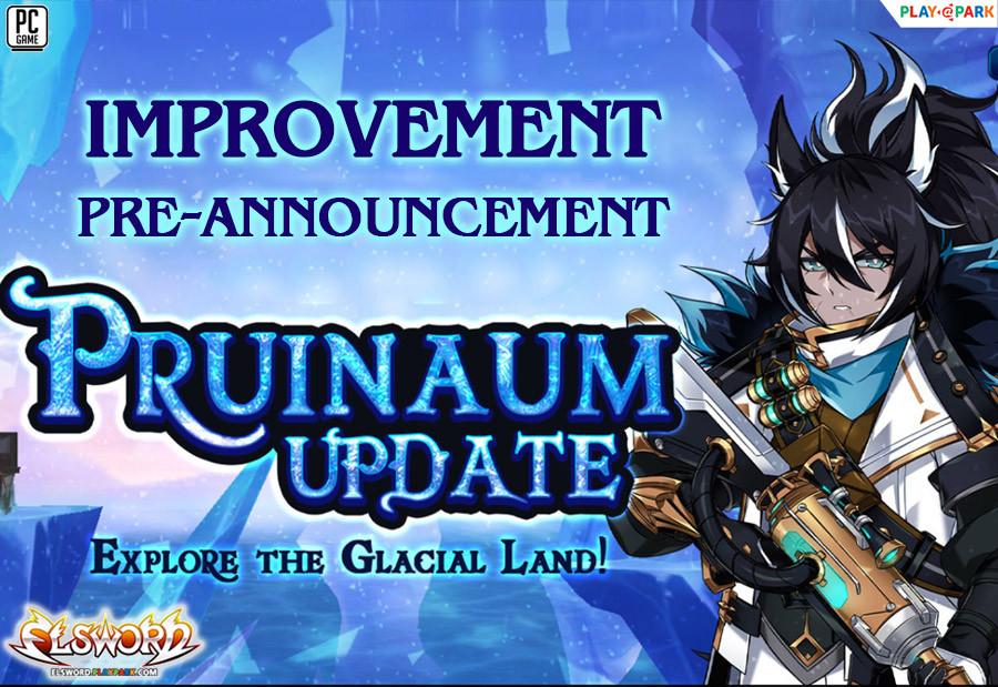 [Pre-Announcement] Pruinaum Raid Improvement