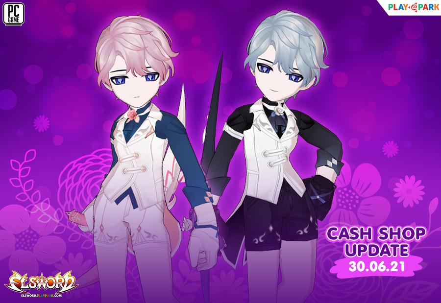 Cash Shop Update 30/6/2564