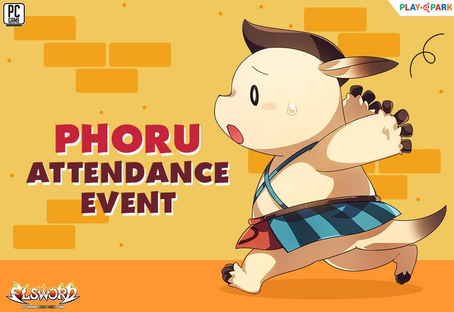 Phoru Attendance Event