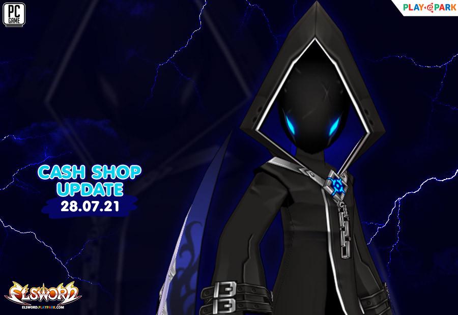 Cash Shop Update 28/07/2564