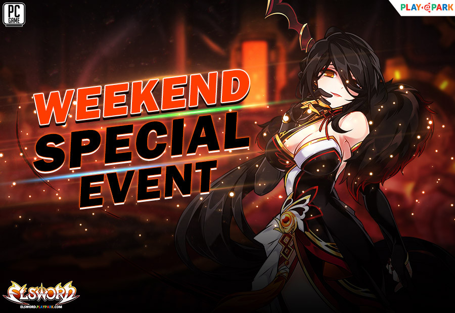 Weekend Special Event