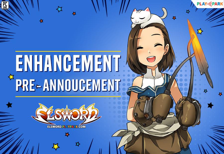[Pre-Announcement] การปรับปรุง Enhancement & Profession