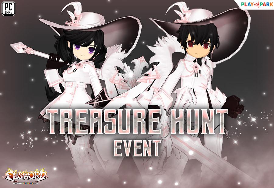 August Treasure Hunt !