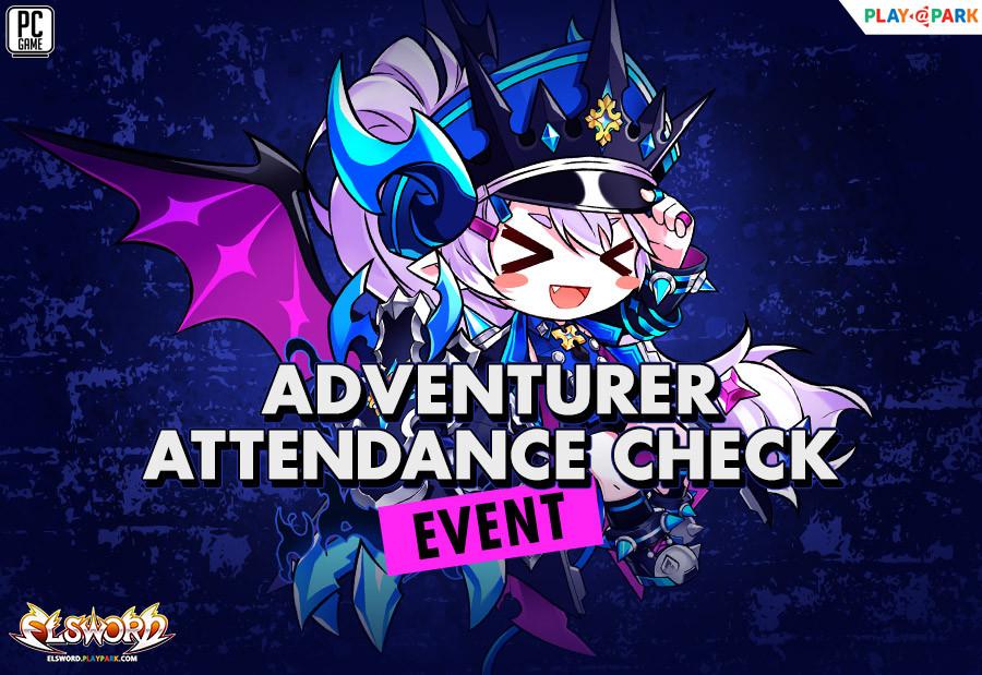 Adventurer Support Attendance Event